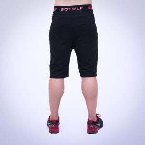 Gym Shorts - BLACK