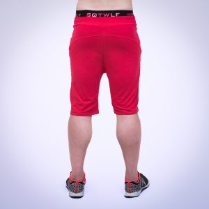 Gym Shorts - Red B