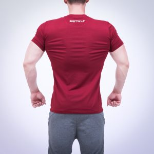 Gym Tshirt Alpha Red