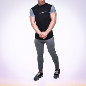 Urban fit tee black