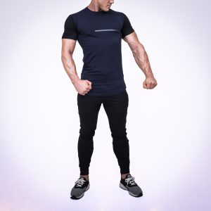Urban Fit Tee - Blue