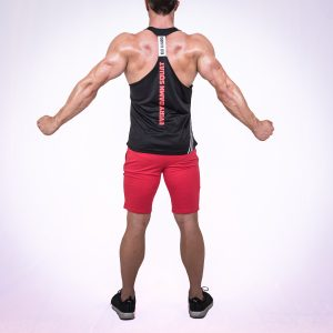 Gym Stringer black