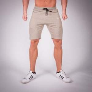 Ribbed Shorts olive