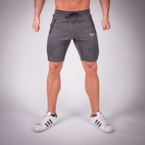 shorts 2.0 melange grey