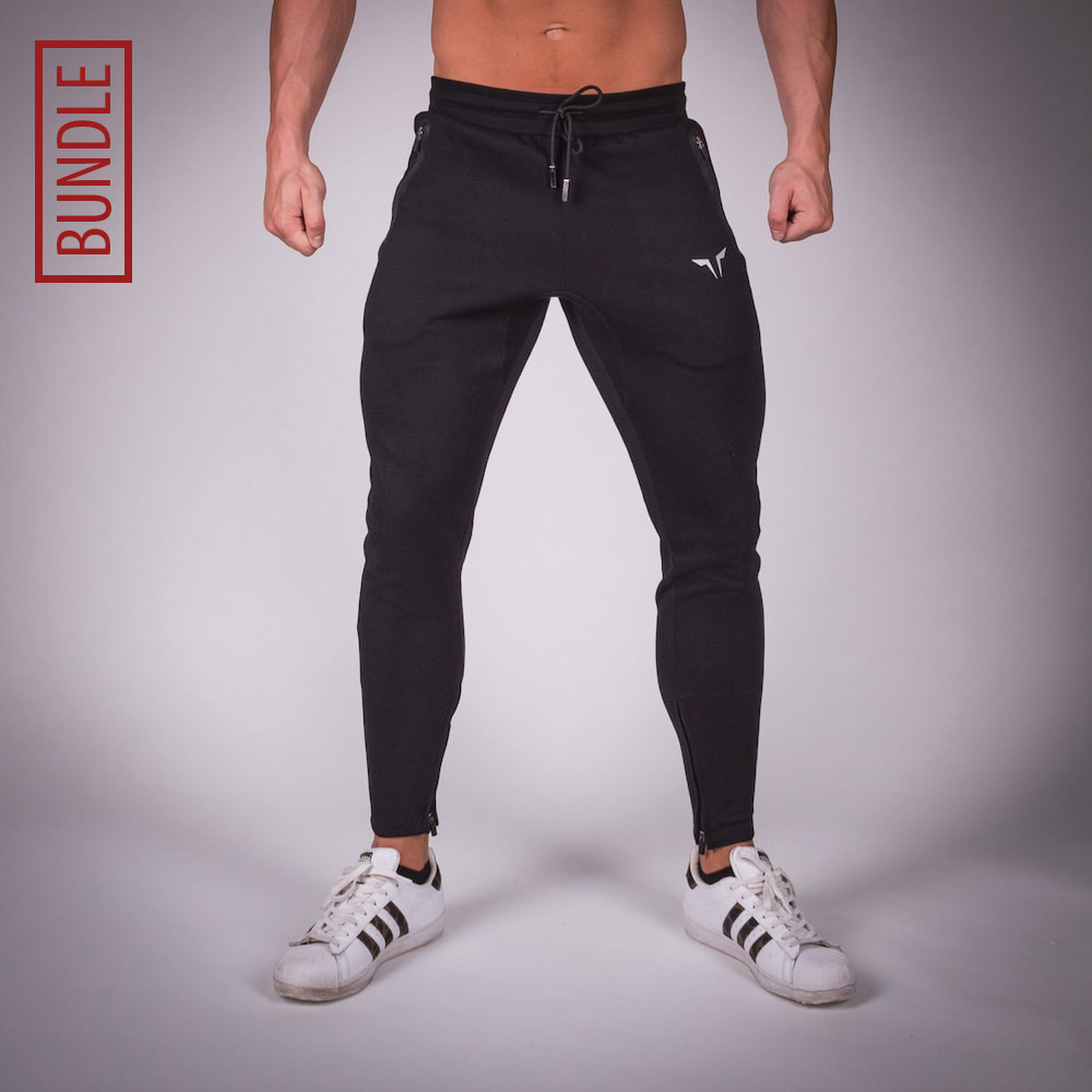 Joggers Our loungewear love affair with joggers continues now the sports luxe trend is set to stay. Perfect for those lazy days (and pretending you've been to the gym!), sweatpants come in statement quilted finishes with fitted cuffs for that old school vibe.