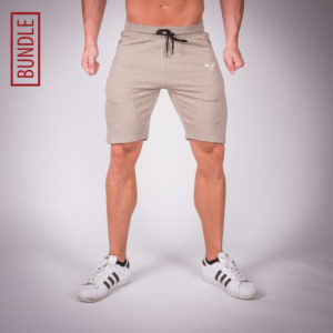 Ribbed-Shorts-Olive