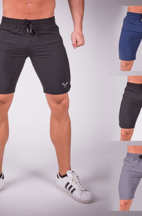 Bundle | 3 Colors x Essential Light-Mesh Shorts