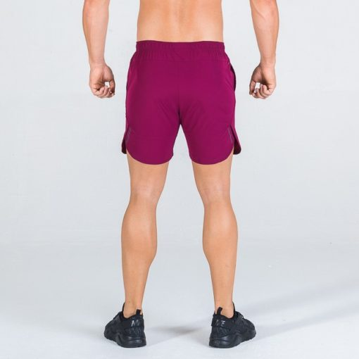 Dry Tech Shorts - Maroon
