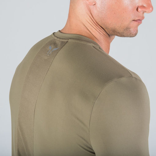 Muscle Tee - Olive