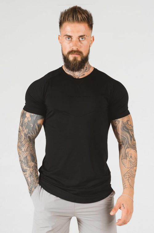 statement-tee-black