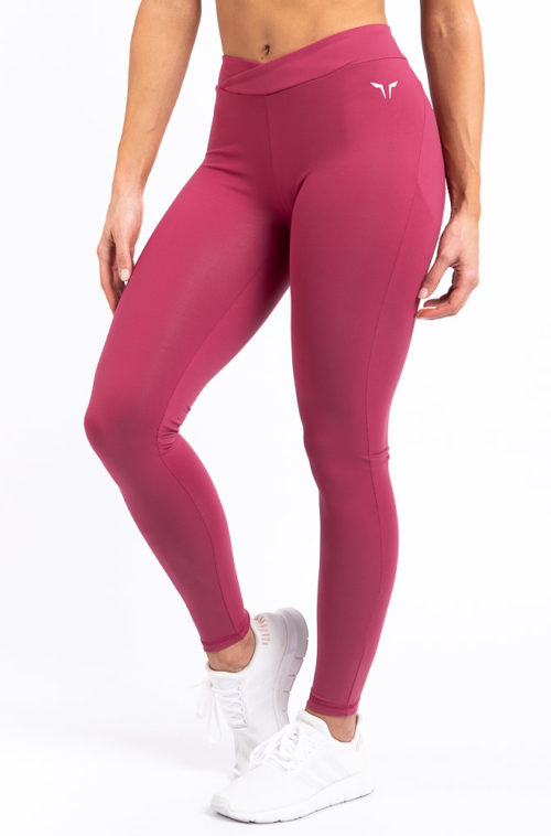 Athena Deep Fuchsia Women Gym Wear